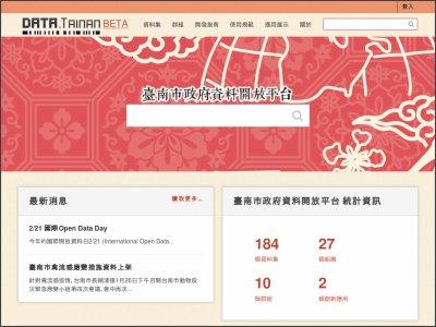 http://data.tainan.gov.tw/
